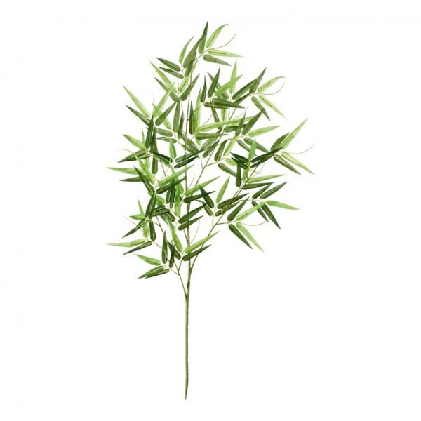 Bambuszweig, 30x115cm, 15-fach, Kunstseide