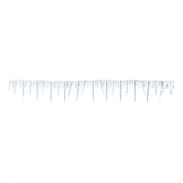 Eiszapfenkette, 270cm, Kunststoff