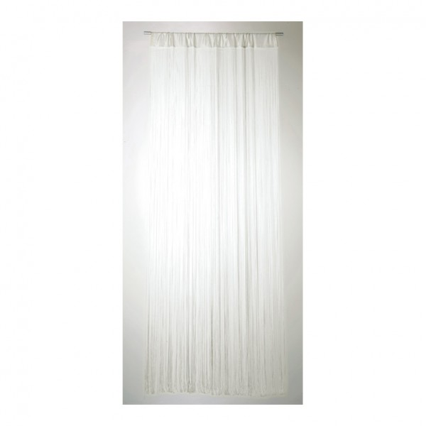 Waterfall Vorhang, 100x250cm, Fransenvorhang
