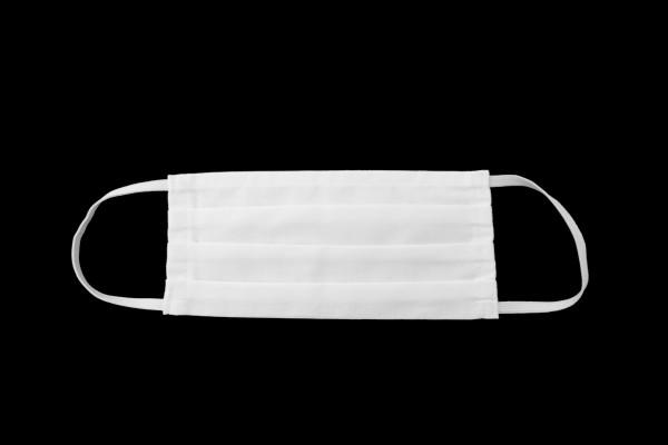Mundschutz - Behelfsmaske mit oder ohne Antibacausrüstung
