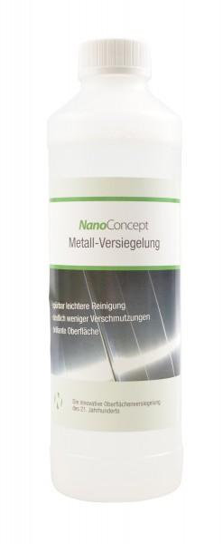 NanoConcept Metallversiegelung