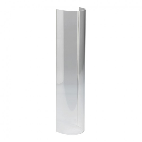 U-Säule, Breite 9cm, Höhe 40cm, Plexiglas