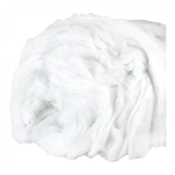 Schneewatte, ca. 25m², 5.300gr./Btl., schwer entflammbar nach B1
