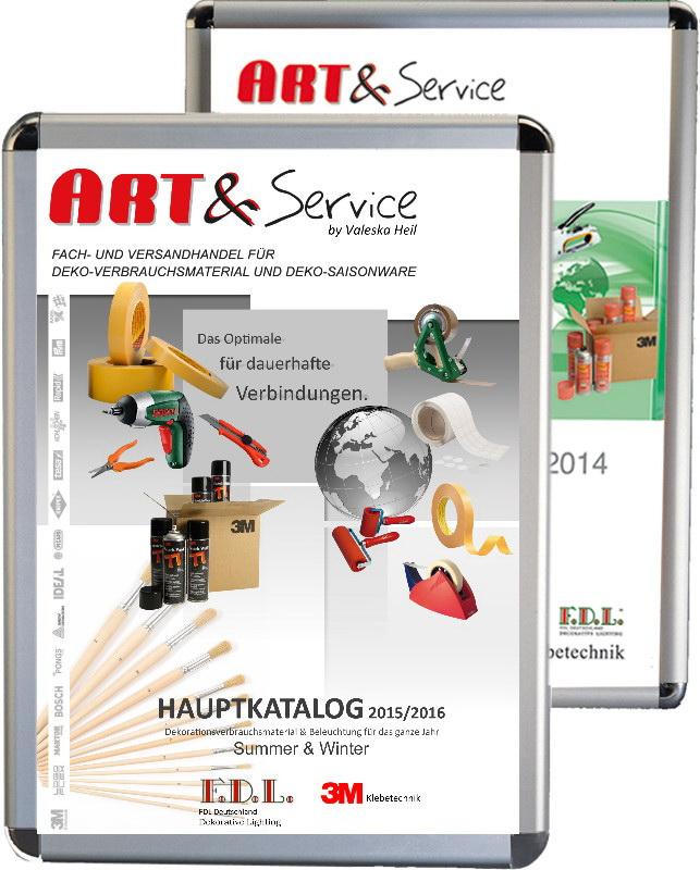 Klemmrahmen Softline 32 | Art & Service