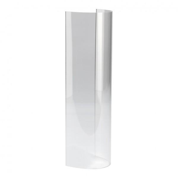 U-Säule, Breite 9cm, Höhe 30cm, Plexiglas