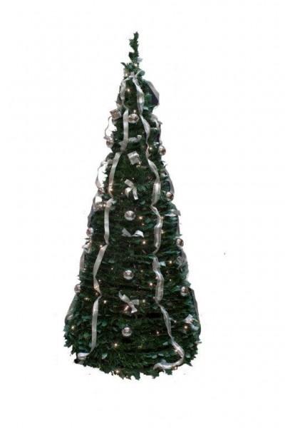 Weihnachtsbaum Tree in a box