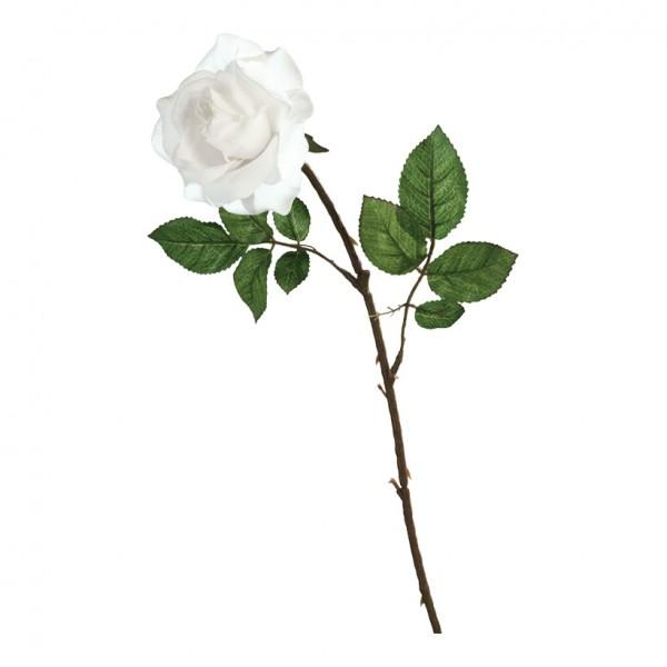 Rose, 60cm, Kunstseide