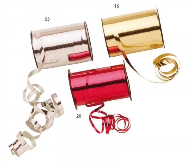 Strato Metallic Polyringelband - 5mm breit