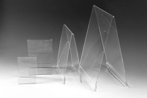 Acryl-Dachständer