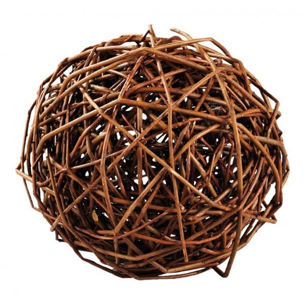 Weidenkugel, Ø 20cm, Holzzweige