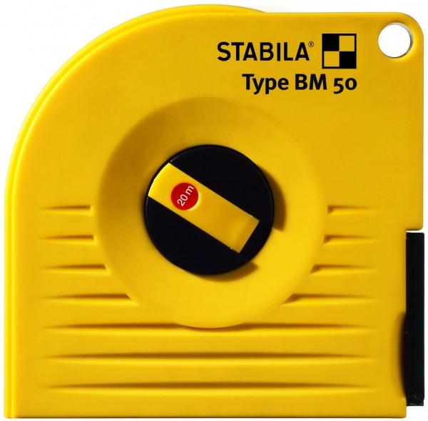 Stabila Kapselbandmaß BM 50