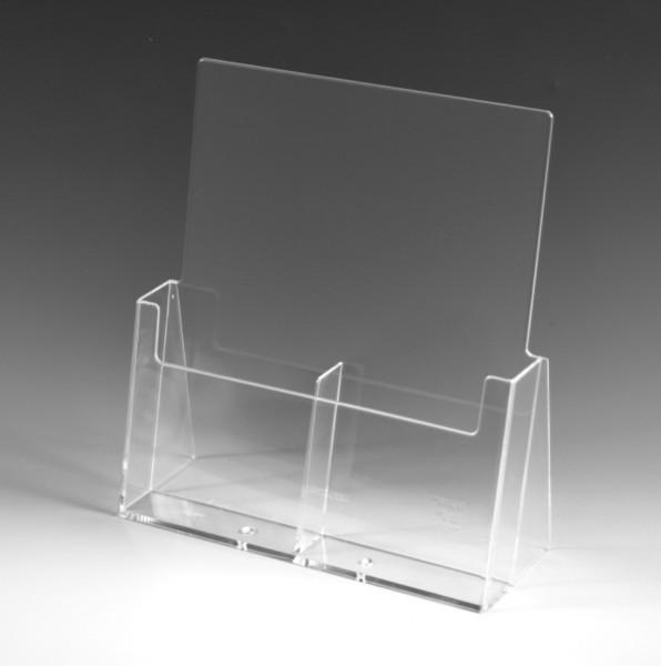 2-fach Tischständer -Universum- DIN lang