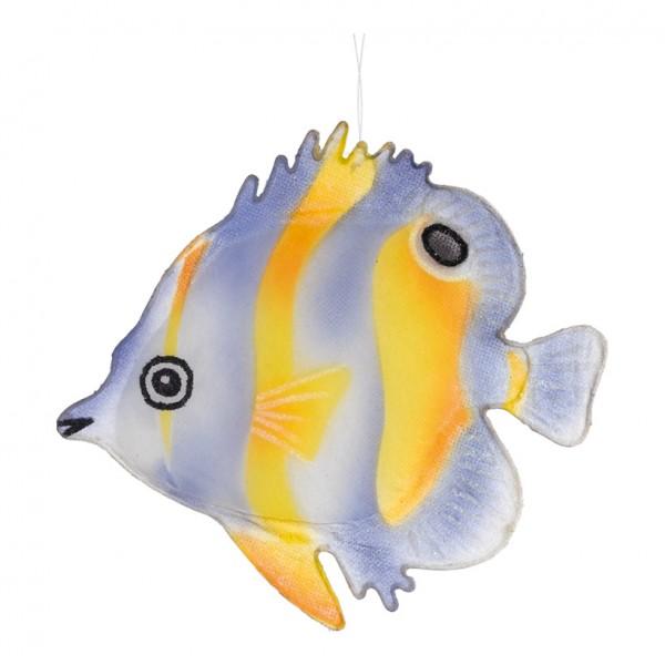 Tropenfisch, 21x26cm, Watte, Vlies
