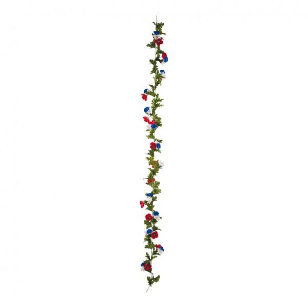 Erntedankgirlande, Ø 12cm, 180cm, Kunstseide