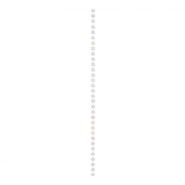 Perlenkette, Ø 2cm, 270cm, hochglänzend, PVC