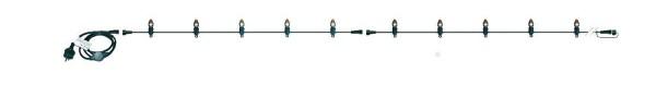 LED Lichterkette 'Clip Starleds' Verlängerung - 6 Stück