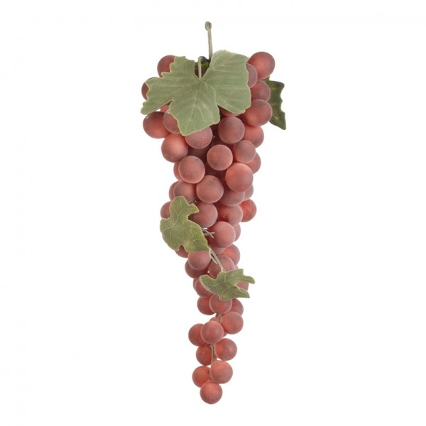 Weintrauben, Trauben Ø 1,5cm, 25cm, 90-fach, PVC