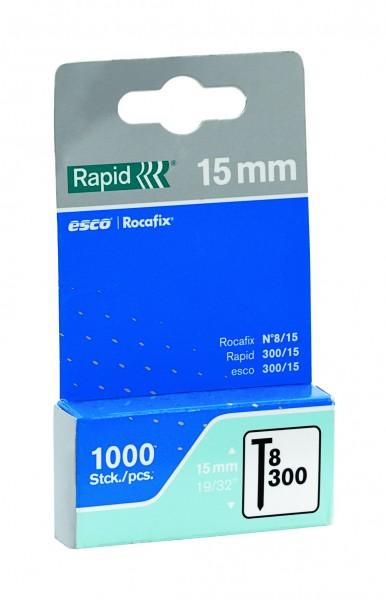 Tackernägel Rapid Typ 8-300