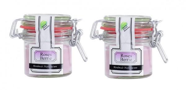 """Vintage Duftkerze """"Roses Berries"""""""