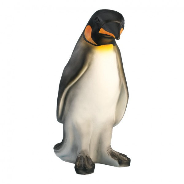 Pinguin, 70x28x32cm, stehend, Kunstharz