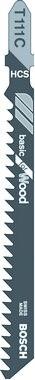 Bosch Stichsägeblätter für Holz und Kunststoff