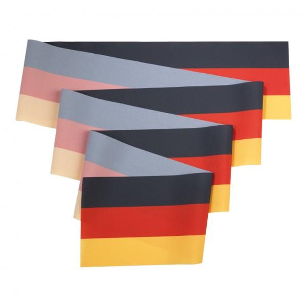 Flaggenband, 19cmx30m, Abnahme 30m, schwer entfl. nach DIN 4102 B1, 100% Trevira CS