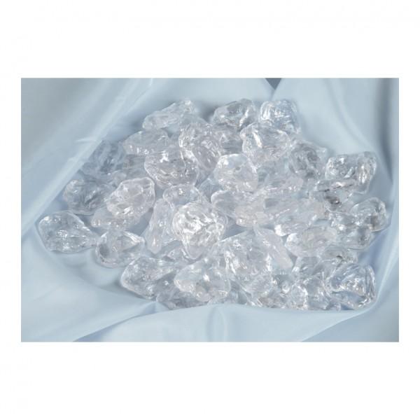 Eisbrocken, 4x4cm, 50Stck./Btl., Kunststoff