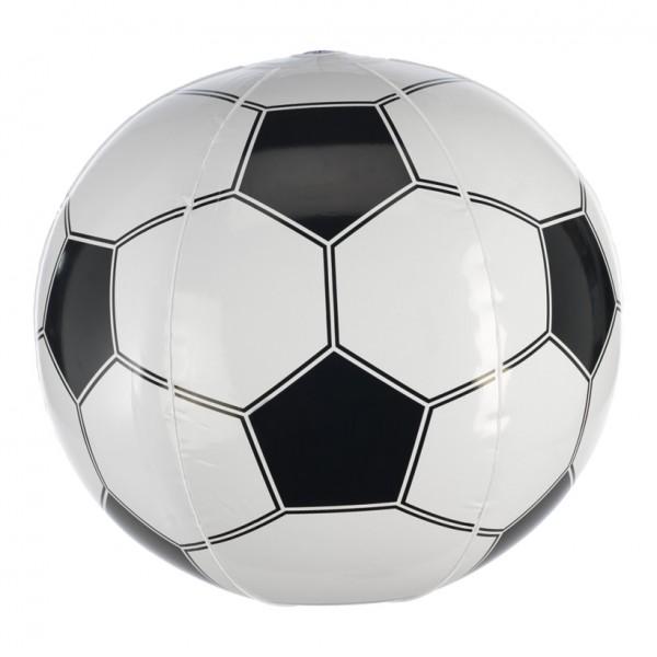 Fußball, Ø 60cm, aufblasbar, Plastik