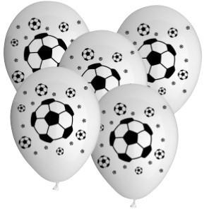 Motiv-Ballon 'Fußball'