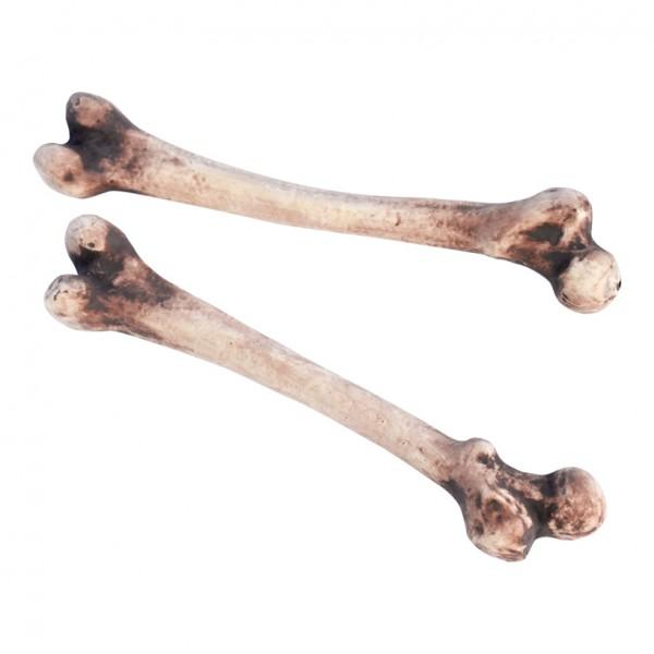 Knochen, 40cm, Styropor