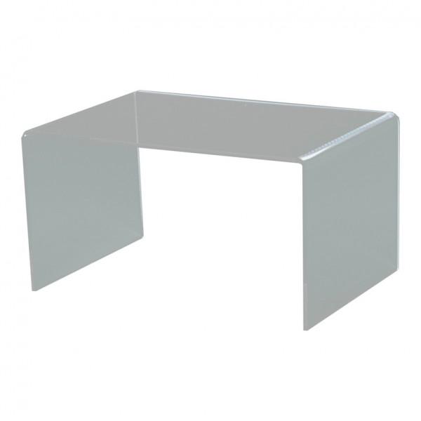 Deko-Brücke, 14x27x18cm, Acryl, 3mm Wandstärke