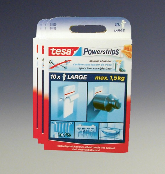 TESA Powerstrips -Large-