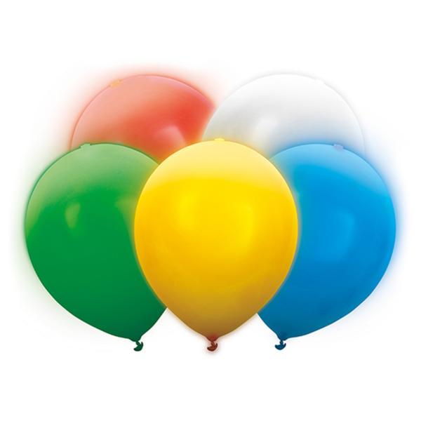LED-Ballons 'gemischt'
