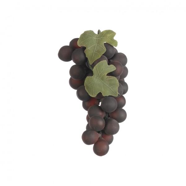 Weintrauben, Trauben Ø 1,5cm, 17cm, 42-fach, PVC