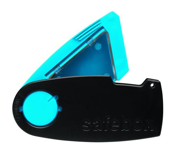 Martor Safebox - für gebrauchte Klingen