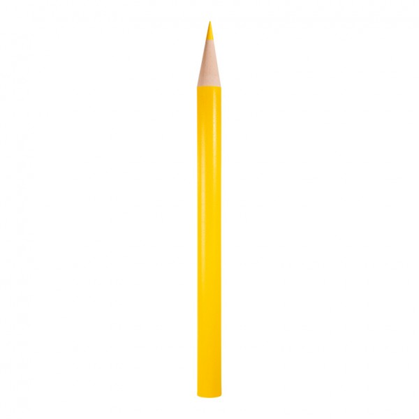 Buntstift, 180x12cm, Styropor
