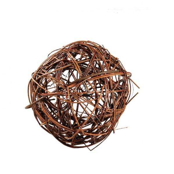 Weidenkugel, Ø 40cm, Holzzweige