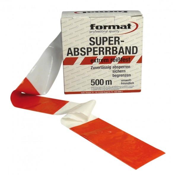 Super-Absperrband