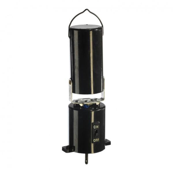 Drehmotor, 5x15cm, 1.5V für Batterie UM1, bis 300gr. belastbar