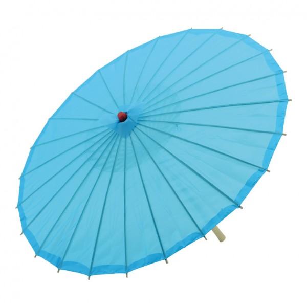 Schirm, Ø 80cm, Nylon, Holzzweige