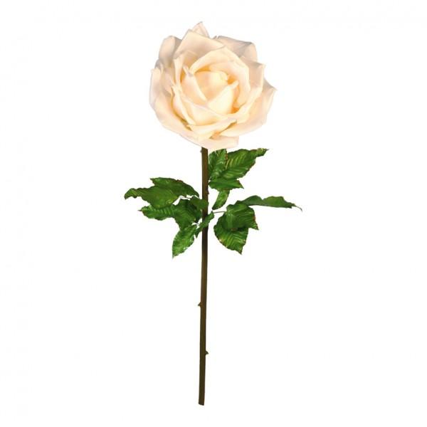 Rose, Ø 50cm, 135cm, Kunstseide