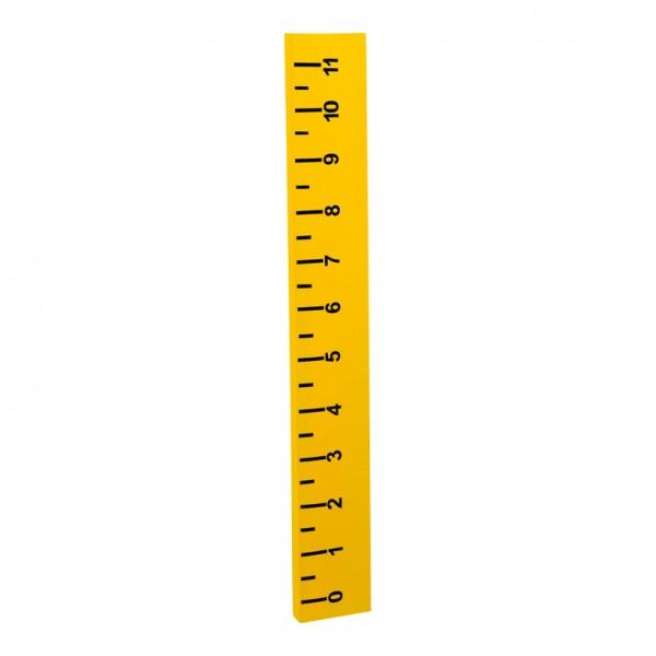 Lineal, 60x8cm, Styrodur-wasserabweisend
