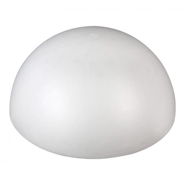 Styroporkugel, Ø 50cm, 1 Stk. = 2 Hälften