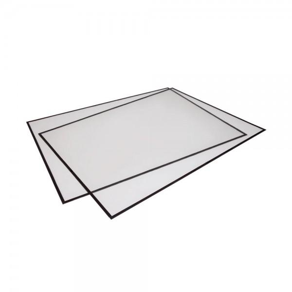 UV-stabilisierte Antireflex-Schutzfolien DIN A1