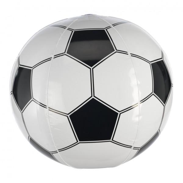 Fußball, Ø 40cm, aufblasbar, Plastik