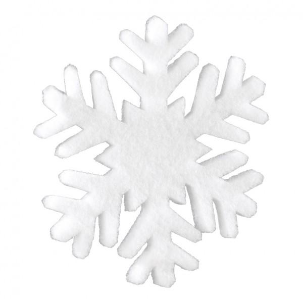 Schneeflocke, Ø 29cm, aus 2cm Schneematte