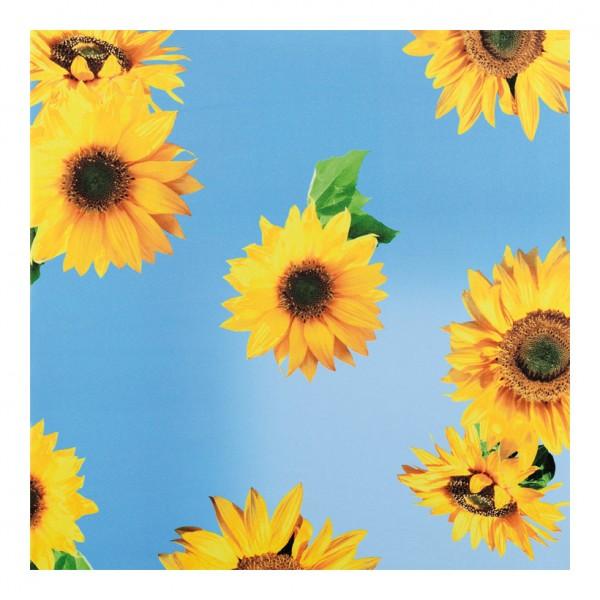 Sunflower, 140cmx30m, Gewicht ca. 115 g/m², 55% Baumwolle - 45% Polyester, Abnahme 30m