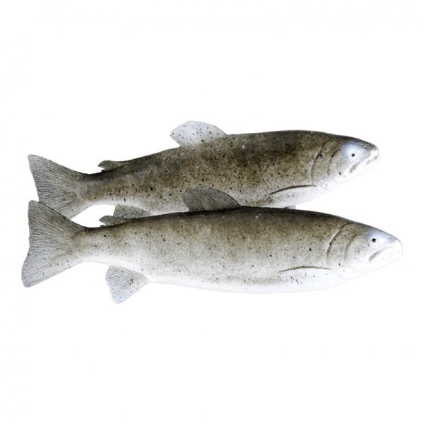 Forellen, 8x33cm, 2Stck./Btl., Kunststoff