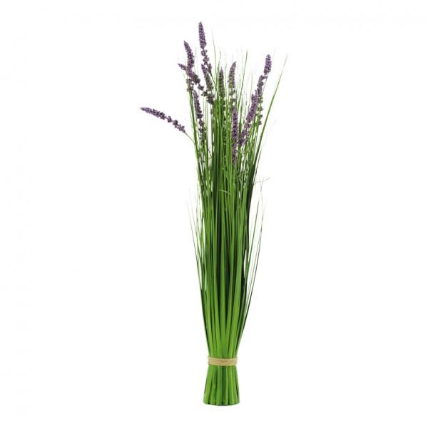 Lavendelbündel, Ø 7cm Fuß, 70cm, Kunststoff