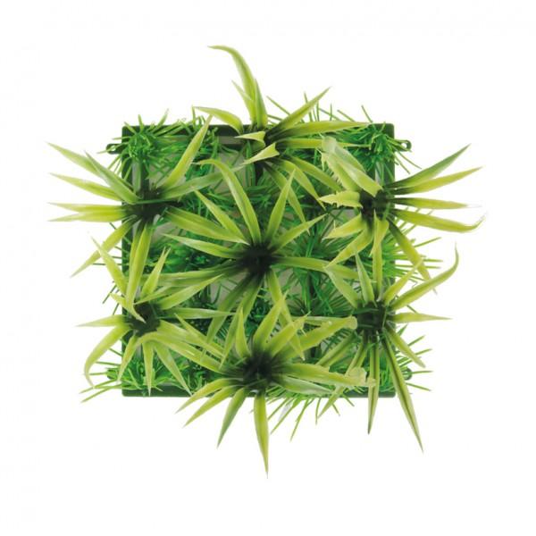 Grasplatte, 12x12cm, Kunststoff